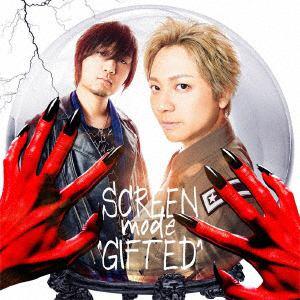 <CD> SCREEN mode / TVアニメ『ムヒョとロージーの魔法律相談事務所』OP主題歌「GIFTED」