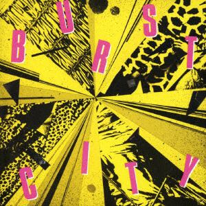 <CD> バーストシティ(爆裂都市)オリジナルサウンドトラック(UHQCD)