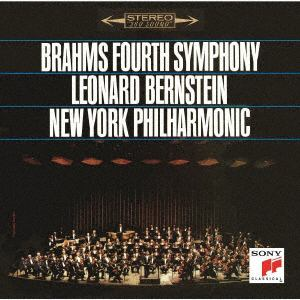 <CD> バーンスタイン / ブラームス:交響曲第4番、大学祝典序曲&悲劇的序曲