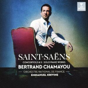 <CD> シャマユ / サン=サーンス:ピアノ協奏曲第2番、第5番「エジプト風」他