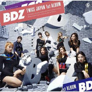 <CD> TWICE / BDZ(通常盤)