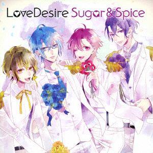 <CD> LoveDesire / Sugar&Spice(Sugar盤)