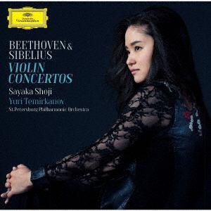 <CD> 庄司紗矢香 / ベートーヴェン&シベリウス:ヴァイオリン協奏曲