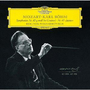 <CD> ベーム / モーツァルト:交響曲第40番&第41番「ジュピター」