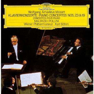 <CD> ポリーニ / モーツァルト:ピアノ協奏曲第19番&第23番