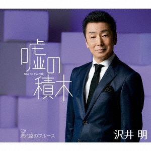 <CD> 沢井明 / 嘘の積木