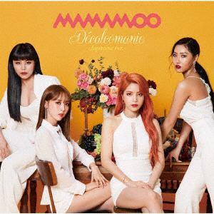 <CD> MAMAMOO / Decalcomanie -Japanaese ver.-(初回限定盤A)(DVD付)