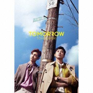 <CD> 東方神起 / TOMORROW(初回生産限定盤)(DVD付)