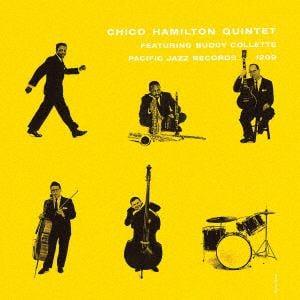 <CD> チコ・ハミルトン / ブルー・サンズ