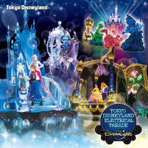 <CD> 東京ディズニーランド・エレクトリカルパレード・ドリームライツ~2017 リニューアル・バージョン~