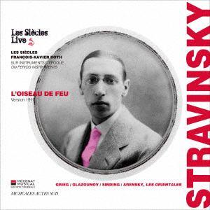 <CD> ロト / ストラヴィンスキー:火の鳥(1910年版全曲)、ほか