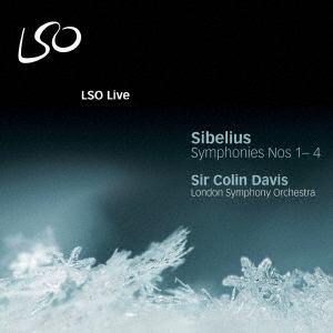 <CD> デイヴィス / シベリウス:交響曲全集vol1(第1~4番)