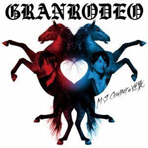 【CD】 GRANRODEO / M・S COWBOYの逆襲(通常盤)