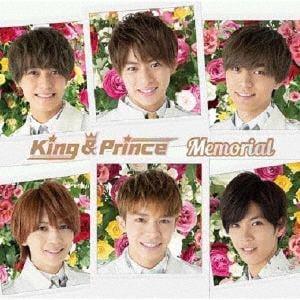 <CD> King & Prince / Memorial(通常盤)