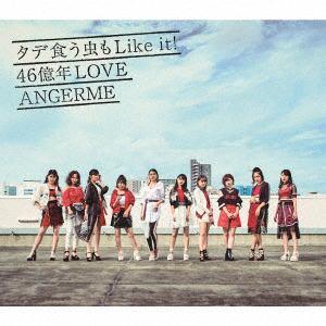 <CD> アンジュルム / タデ食う虫もLike it!/46億年LOVE(通常盤A)