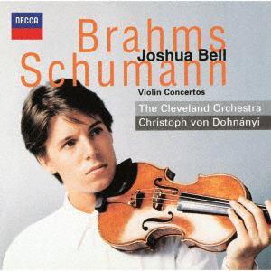 <CD> ベル / ブラームス&シューマン:ヴァイオリン協奏曲