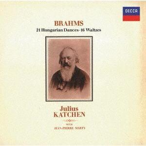 <CD> カッチェン / ブラームス:ハンガリー舞曲、ワルツ集