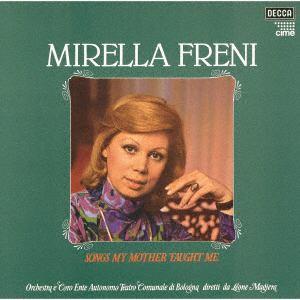 <CD> フレーニ / わが母の教えたまいし歌~フレーニ/子守歌名曲集