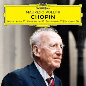 <CD> ポリーニ / ショパン:ピアノ・ソナタ第3番、他