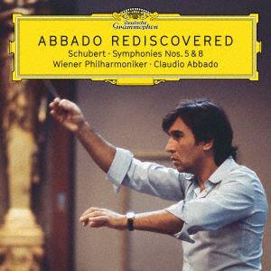 <CD> アバド / シューベルト:交響曲第5番・第8番《未完成》