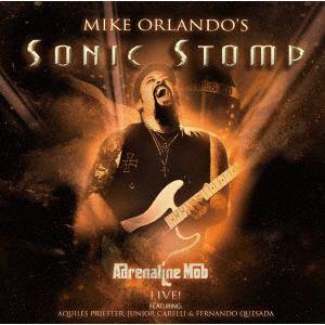 <CD> マイク・オーランドズ・ソニック・ストンプ / ライヴ!(DVD付)