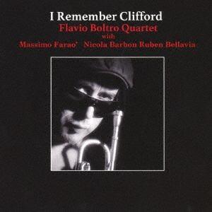 <CD> フラビオ・ボルトロ・カルテット / クリフォードの想い出