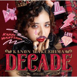 <CD> 分島花音 / DECADE(通常盤)