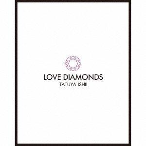 <CD> 石井竜也 / LOVE DIAMONDS(初回生産限定盤)(Blu-ray Disc付)
