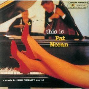 <CD> パット・モラン・トリオ / ディス・イズ・パット・モラン