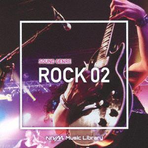 <CD> NTVM Music Library サウンドジャンル編 ロック02
