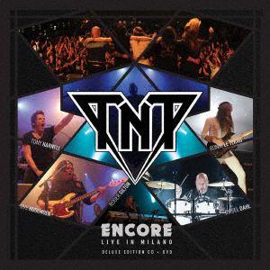 <CD> TNT / アンコール-ライヴ・イン・ミラノ(DVD付)