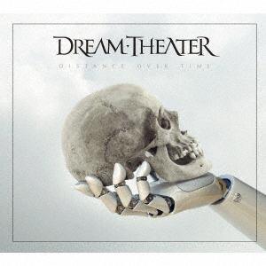 【CD】 ドリーム・シアター / ディスタンス・オーヴァー・タイム(リミテッド・エディション)(完全生産限定盤)