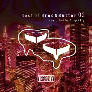 """<CD> """"Best of Brednbutter 2"""" compiled by Trap City"""