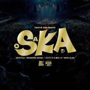 <CD> 東京スカパラダイスオーケストラ / 大阪城ホールライブ(Blu-ray Disc付)