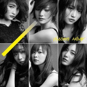 <CD> AKB48 / ジワるDAYS(Type B)(初回限定盤)(DVD付)