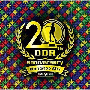 <CD> DanceDanceRevolution 20th Anniversary Non Stop Mix