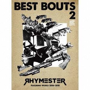 <CD> RHYMESTER / ベストバウト 2006-18(初回限定盤A)(Blu-ray Disc付)