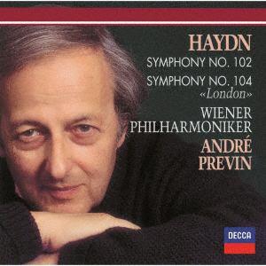 <CD> プレヴィン / ハイドン:交響曲第102番・第104番「ロンドン」