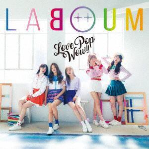 【CD】 LABOUM / Love Pop Wow!!(通常盤)