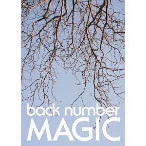 <CD> back number / MAGIC(初回限定盤B)(DVD付)