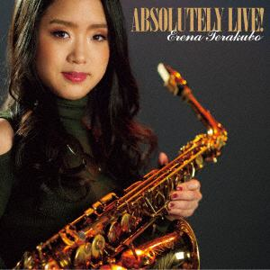 【CD】寺久保エレナ / ABSOLUTELY LIVE!
