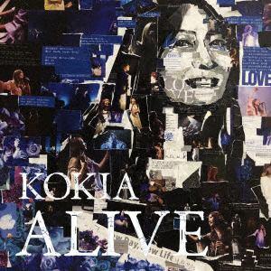 【CD】 KOKIA / ALIVE -The live history-(通常盤)