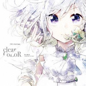 <CD> YuNi / clear/CoLoR(通常盤)