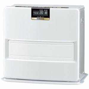コロナ FH-VX5719BY-W 石油ファンヒーター(木造15畳/コンクリート20畳まで) パールホワイト