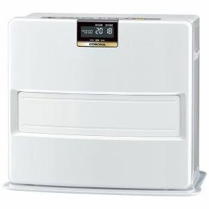 コロナ FH-VX6719BY-W 石油ファンヒーター(木造17畳/コンクリート24畳まで) パールホワイト