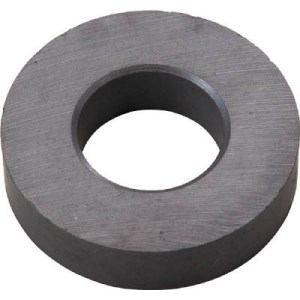 TRUSCO フェライト磁石 外径17.5mmX厚み3mm 1個入り