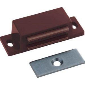 TRUSCO マグネットキャッチ 樹脂製・横型