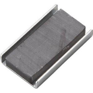 TRUSCO キャップ付フェライト磁石36mmX21mmX6mm 1個入り