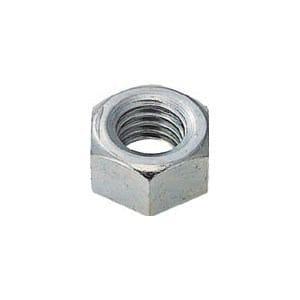 TRUSCO 六角ナット1種 ユニクロム サイズW1/4X20山 200個入