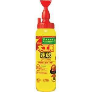 コニシ ボンド木工用速乾 らくらく750 750g(ボトル)